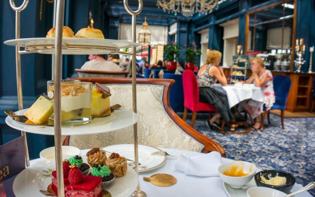 Lekker chique: een BVLGARI Afternoon Tea in het Amstel Hotel