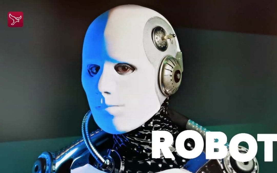 ROBOT – Een spectaculaire science fiction comedy in open lucht