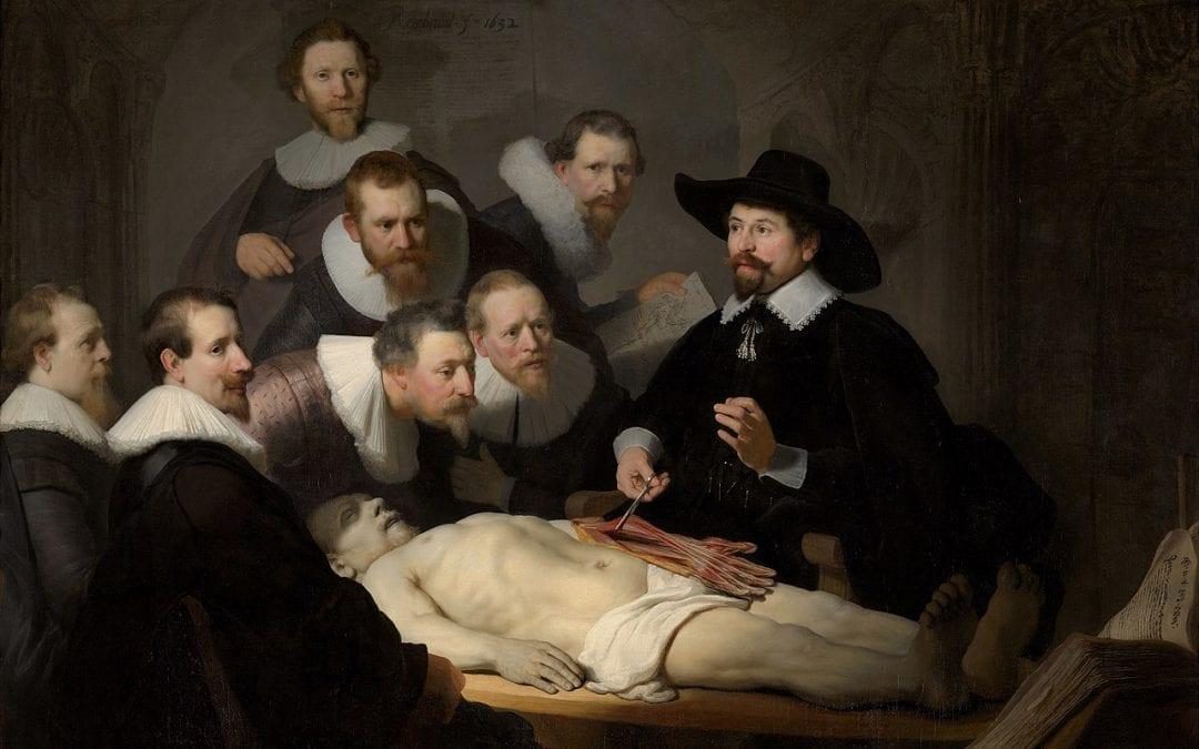 Rembrandtjaar 2019 – bijzondere activiteiten en exposities