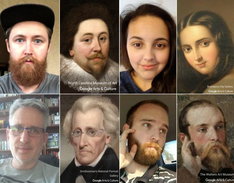 Bent u de nieuwe Mona Lisa, of de nieuwe Dr. Nicolaes Tulp? Ontdek het zelf met Google Arts & Culture!