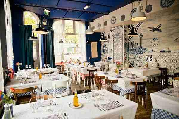 Restaurant De Matroos en het Meisje – Next level 'Eten afhalen'