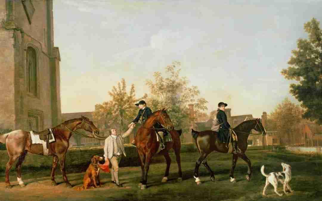 Tentoonstelling George Stubbs – De man, het paard, de obsessies