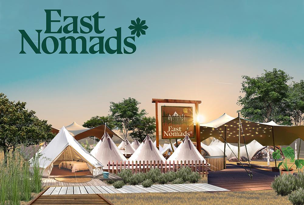 East Nomads – Kamperen met Glamour