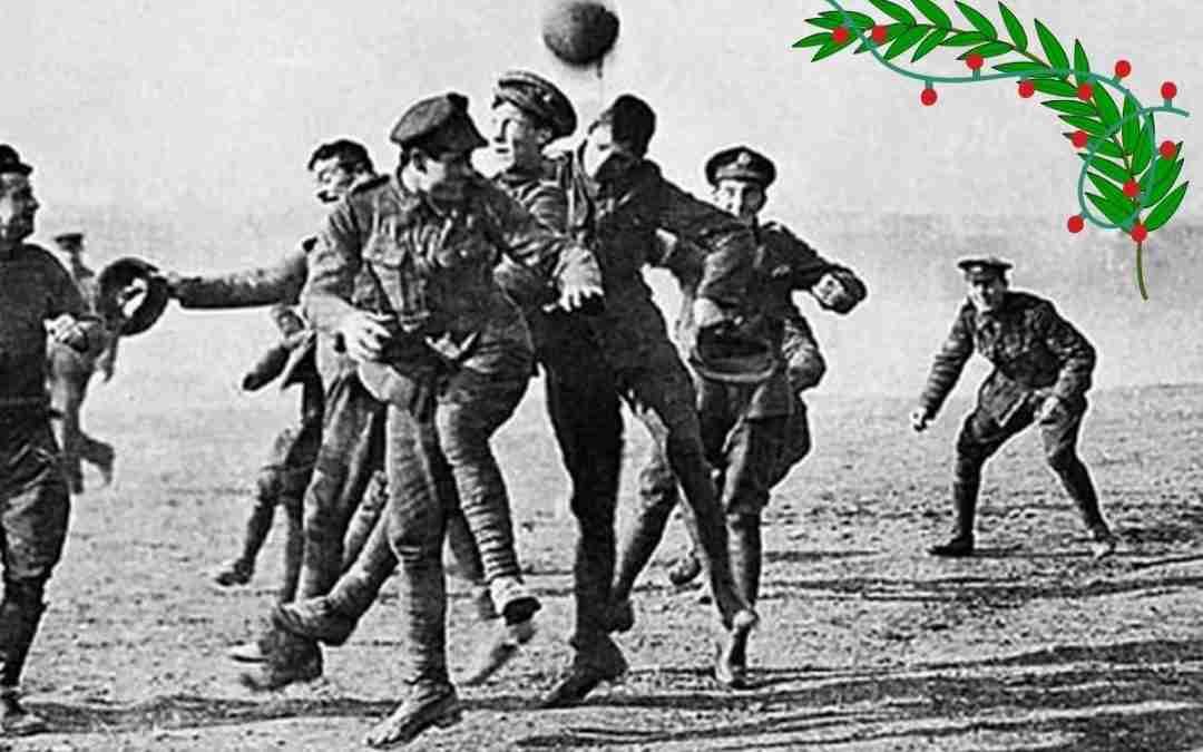 De spontane Kerstvrede tijdens de Eerste Wereldoorlog