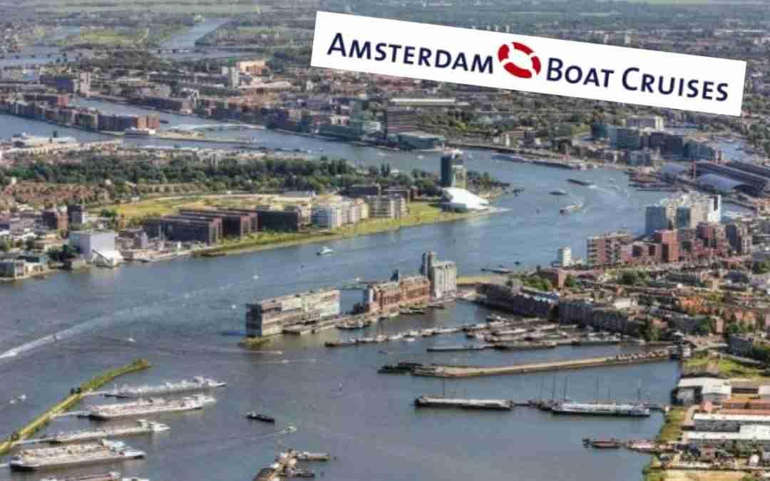 Nieuwe Havenrondvaart Amsterdam