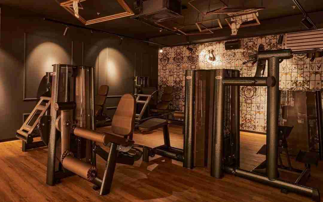 John Reed Fitness Music Club Rotterdam