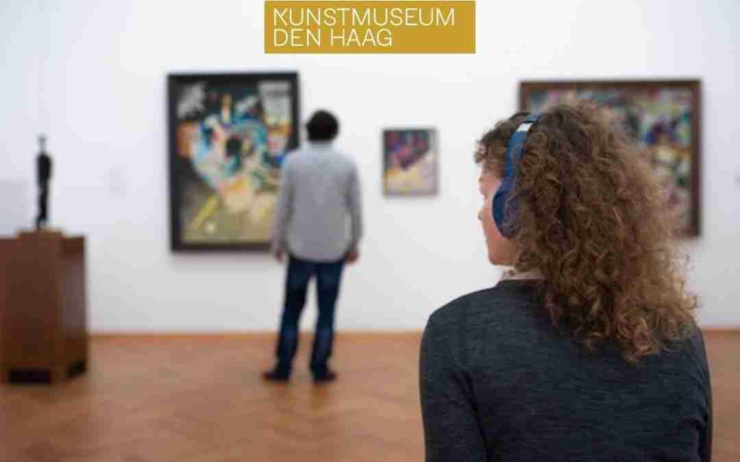 Mindful door het Kunstmuseum Den Haag